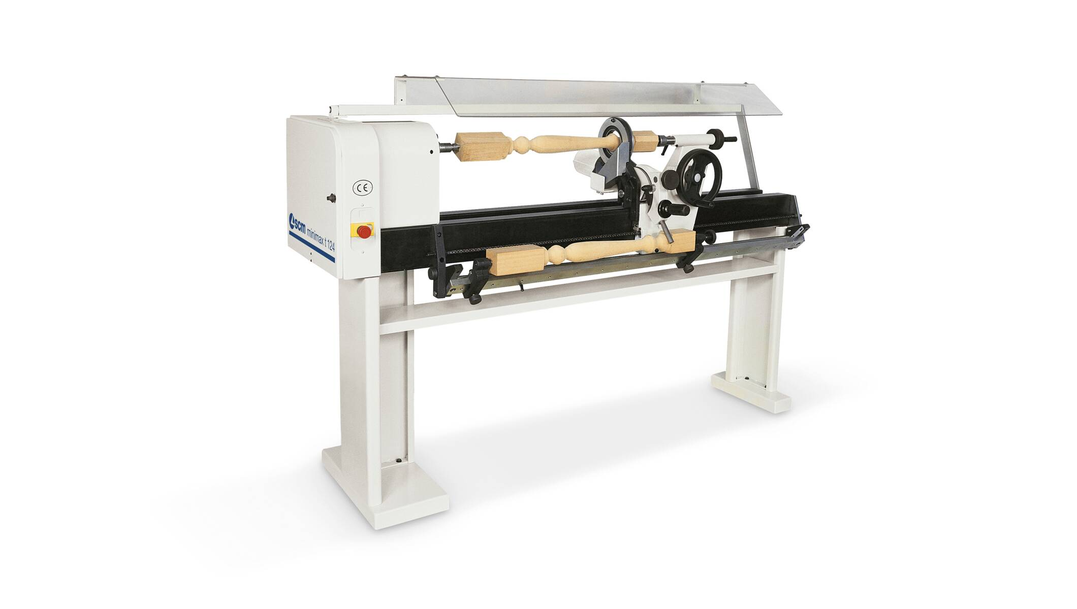 Woodturning Lathe Minimax T 124 - SCM Group