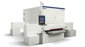 Automatic Calibrating Sanding Machine DMC System T5 1350 - SCM