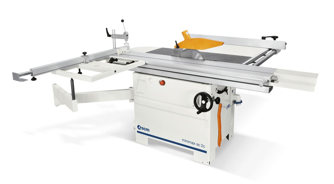 Circular Saw for small Joinery Minimax SC 2C - SCM Group