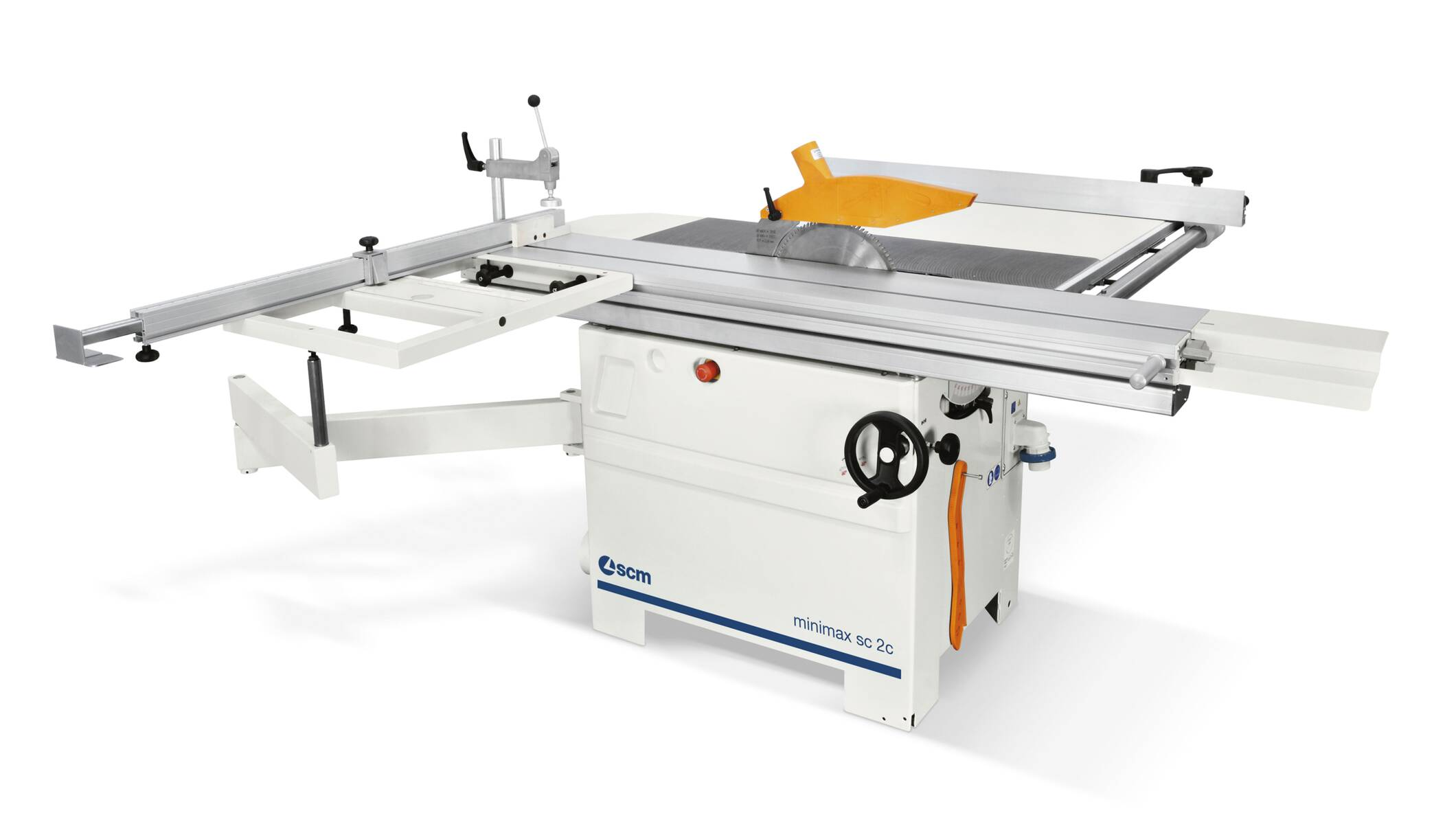 Joinery machines - Sliding table saws - minimax sc 2c