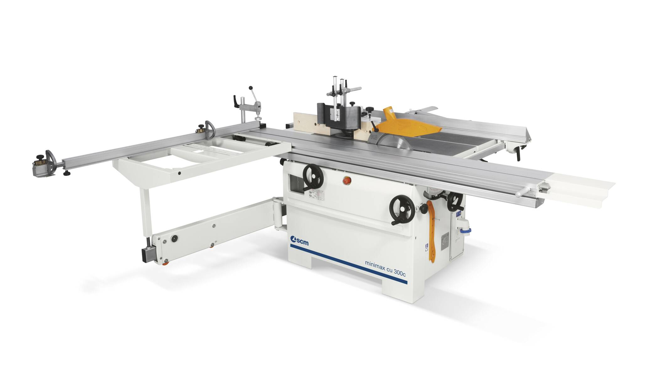 Joinery machines - Universal Combination Machines - minimax cu 300c