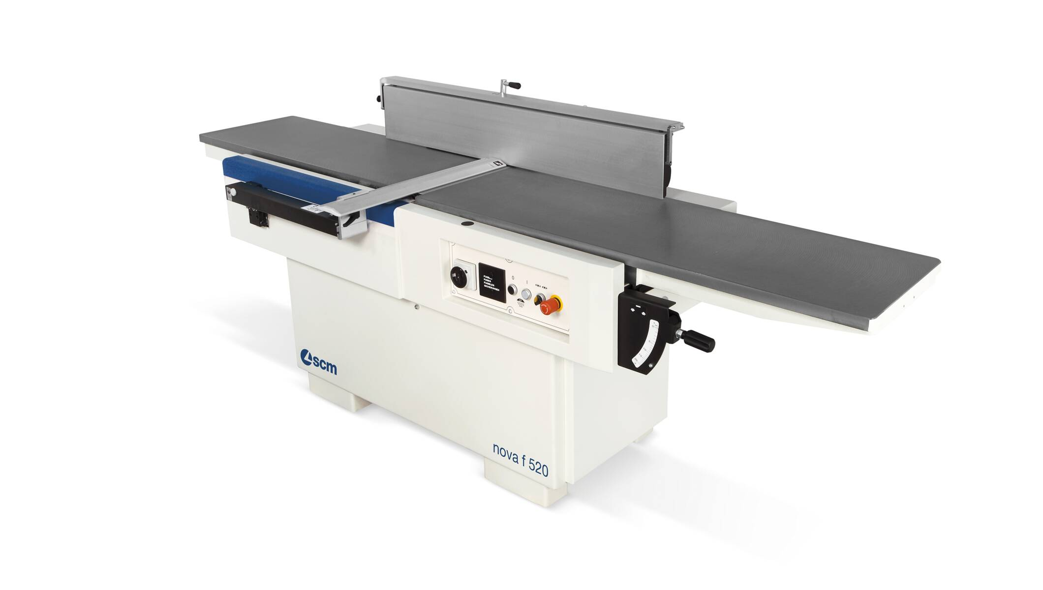 Joinery machines - Surface planers - nova f 520 - nova f 410