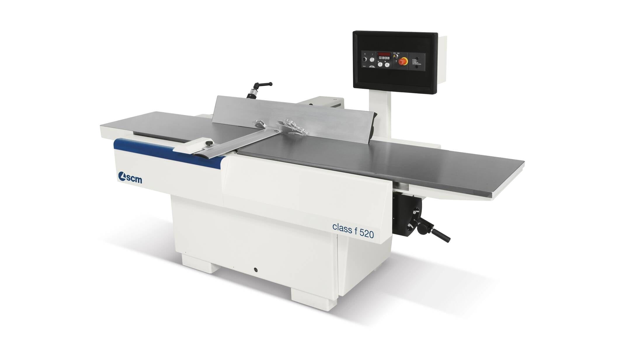 Joinery machines - Surface planers - class f 520 - class f 410