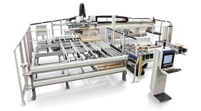 CNC Integrated Modular Cell for Doors and Windows Integra - SCM Group