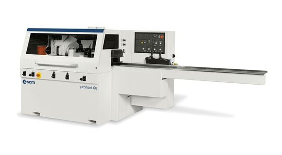 Automatic Planer up to 6 Spindles Profiset - SCM Group