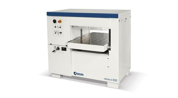 Professional Thicknessing Planer For Woodworking Scm Group