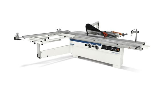 Sliding Table Saw Class SI 400 - SCM Group