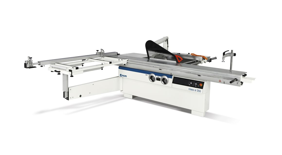 Manual Sliding Table Saw Class Si 350 - SCM Group