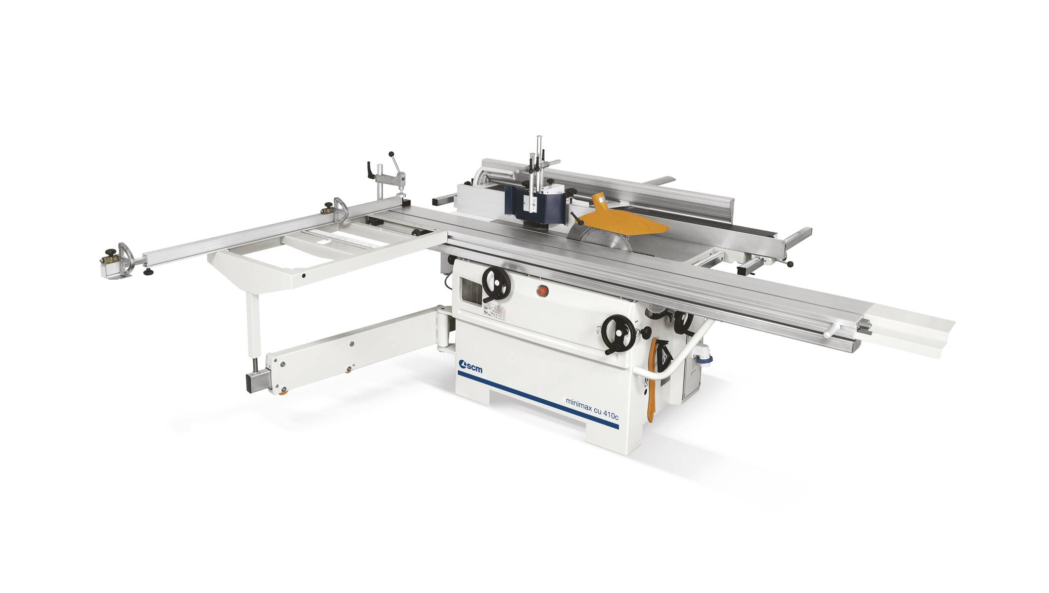 Joinery machines - Universal combination machines - minimax cu 410c