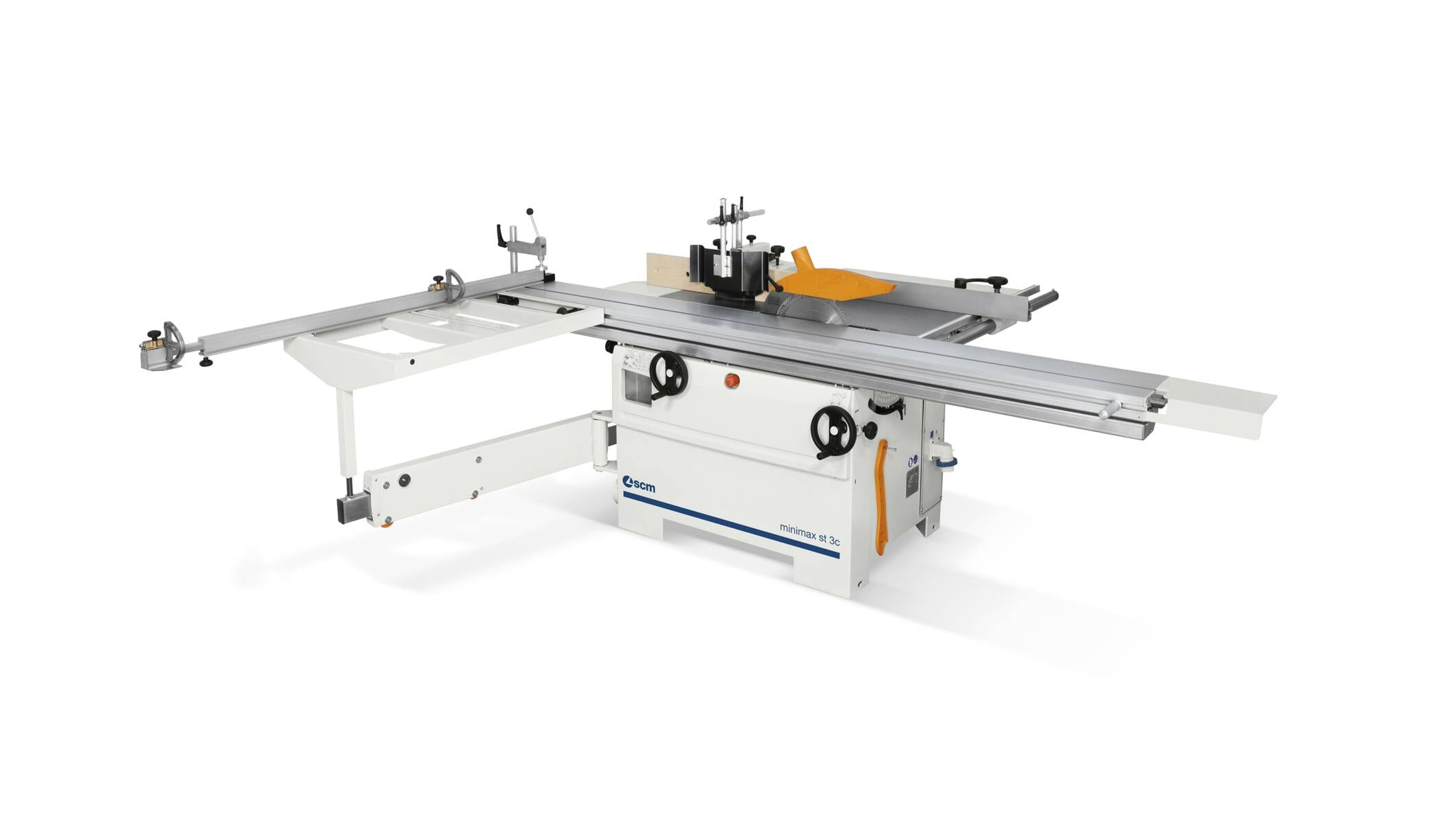 Joinery machines - Saw / shaper combination machines - minimax st 3c