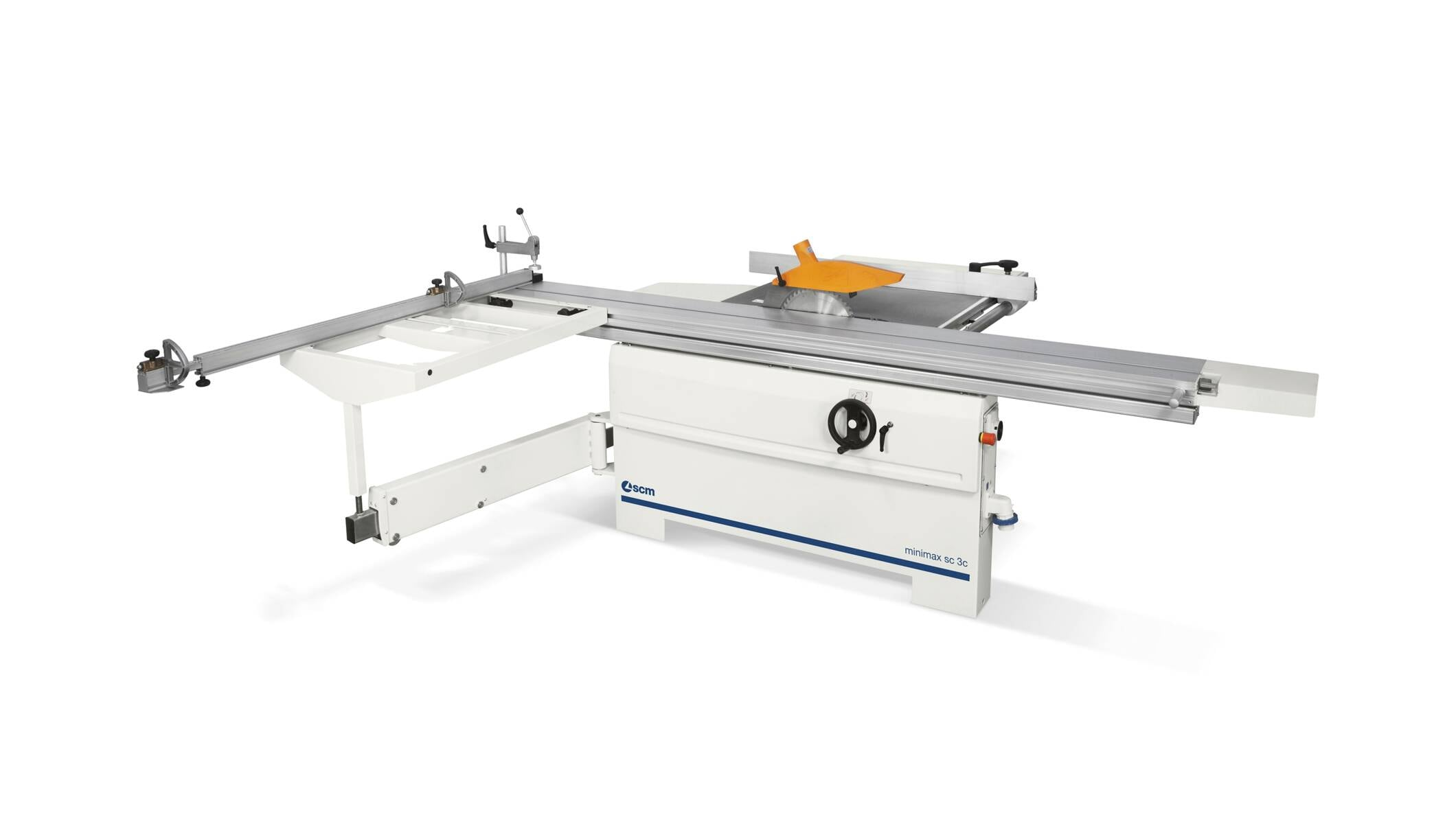 Joinery machines - Sliding table saws - minimax sc 3c