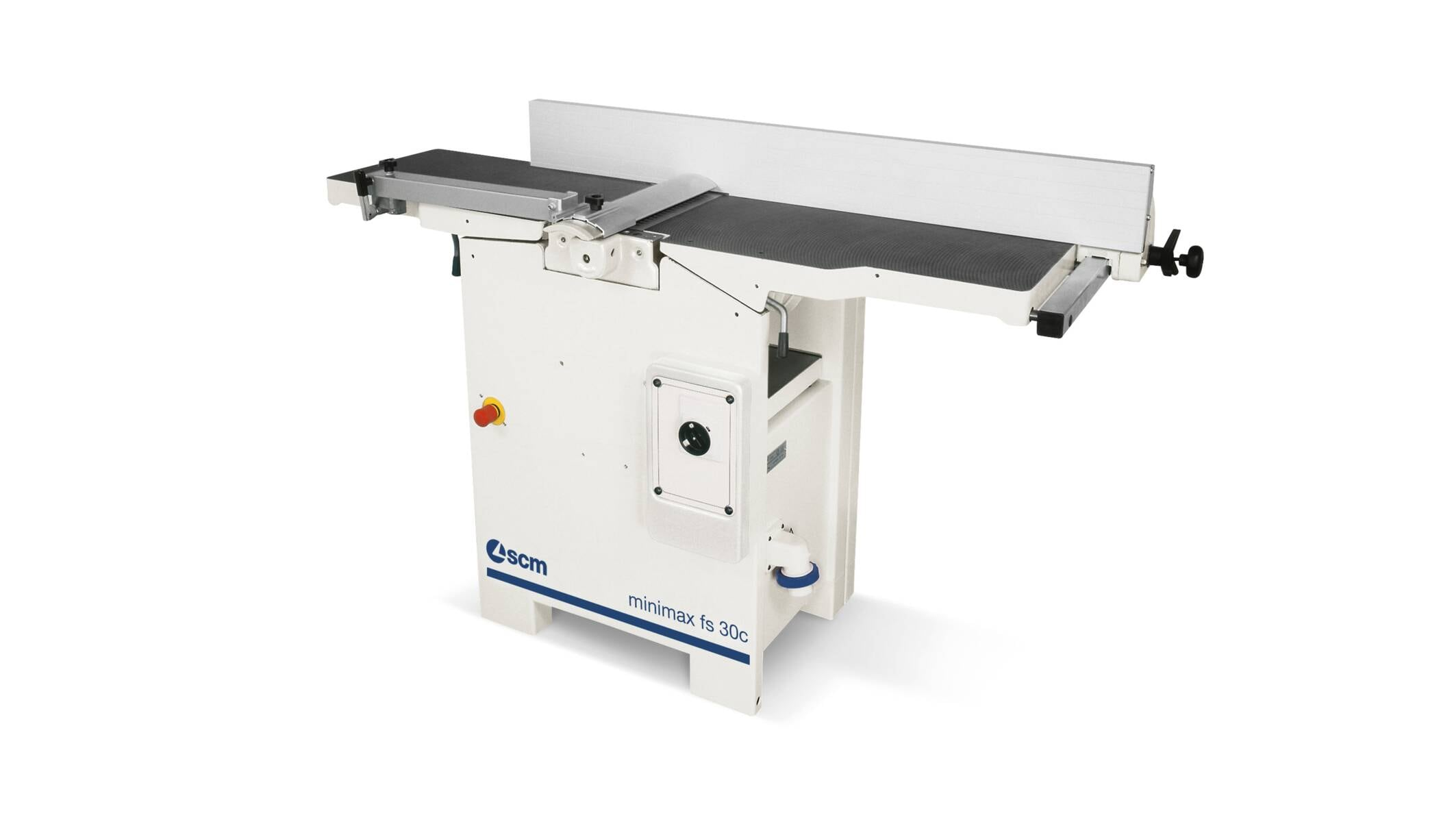 Joinery machines - Combined planer-thicknesser  - minimax fs 30c
