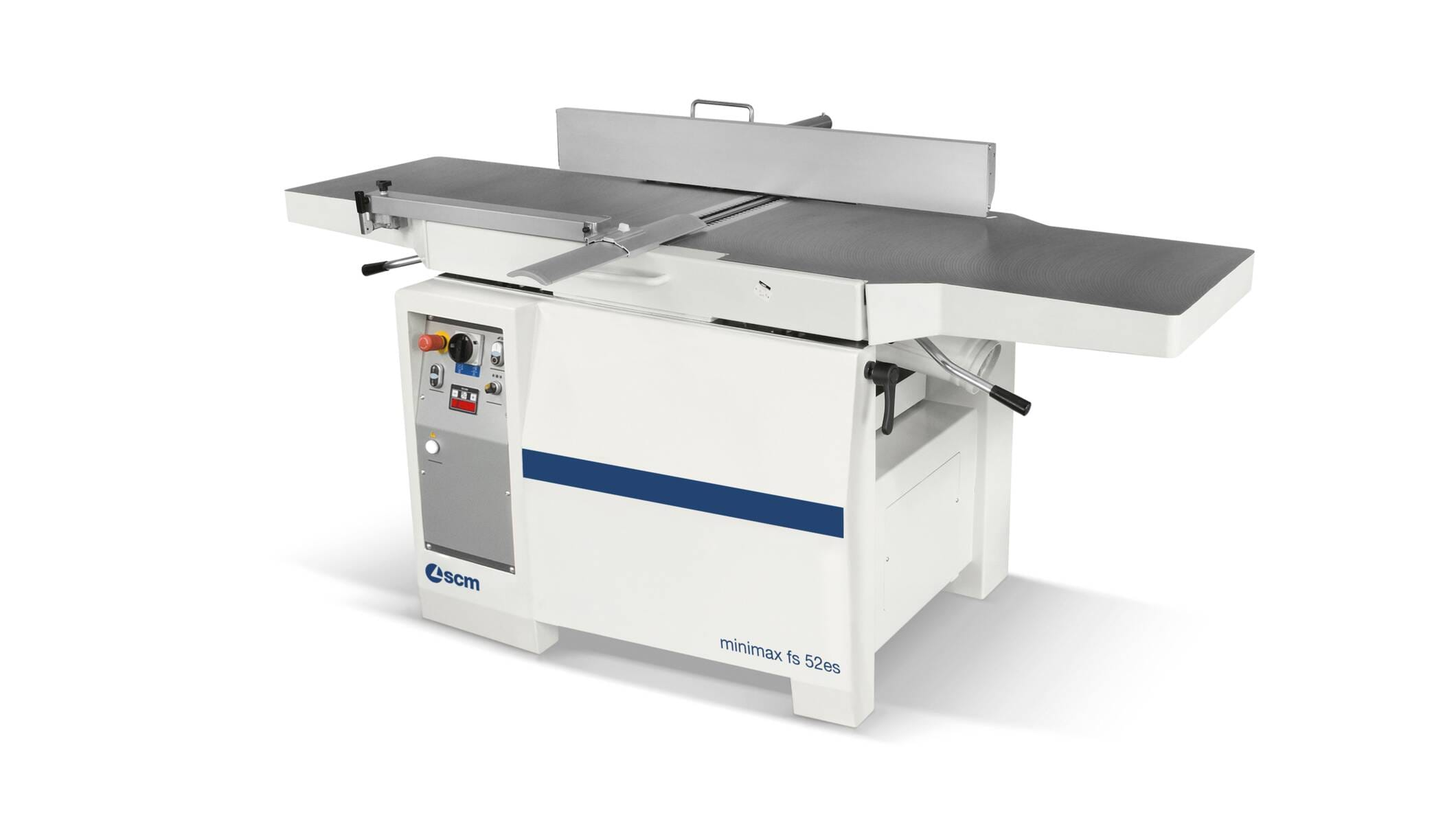 Joinery machines - Combined planer-thicknesser  - minimax fs 52es