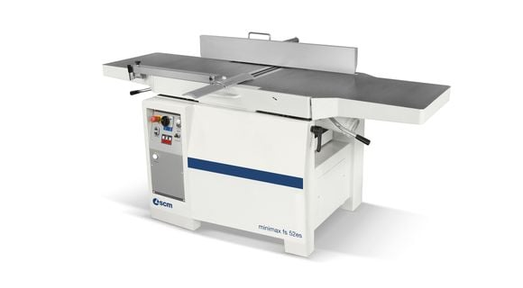 Professional Combined Planer-thicknesser Minimax FS 52ES - SCM Group