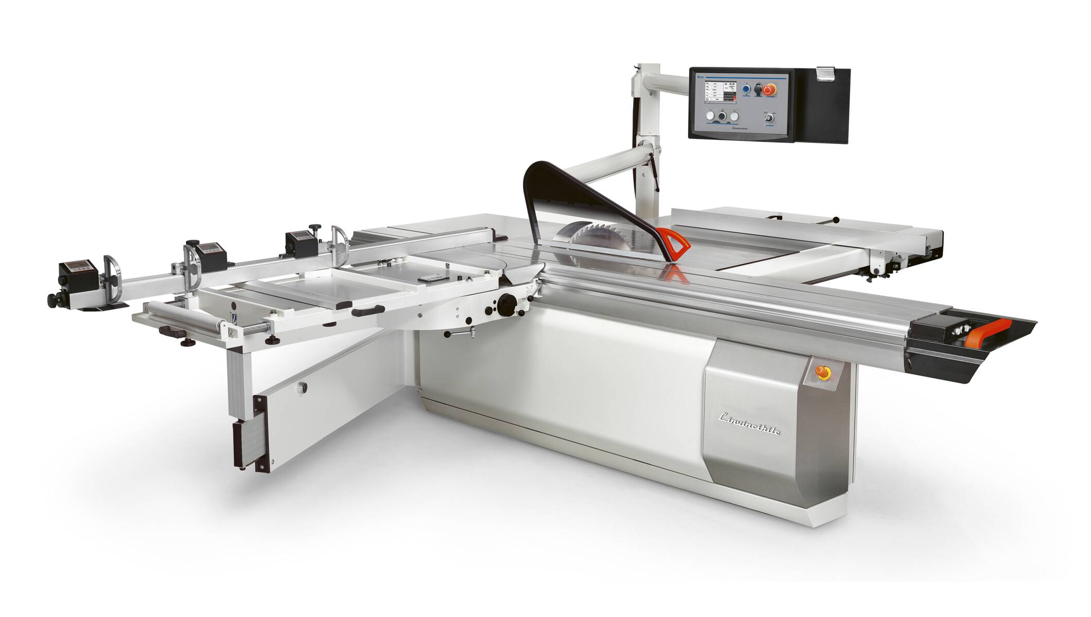 Joinery machines - Sliding table saws - L'invincibile si 5