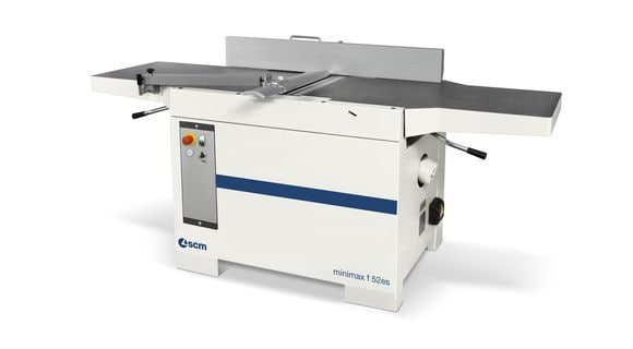 Surfacer Planer for Craftsmen Minimax F 52ES - SCM Group