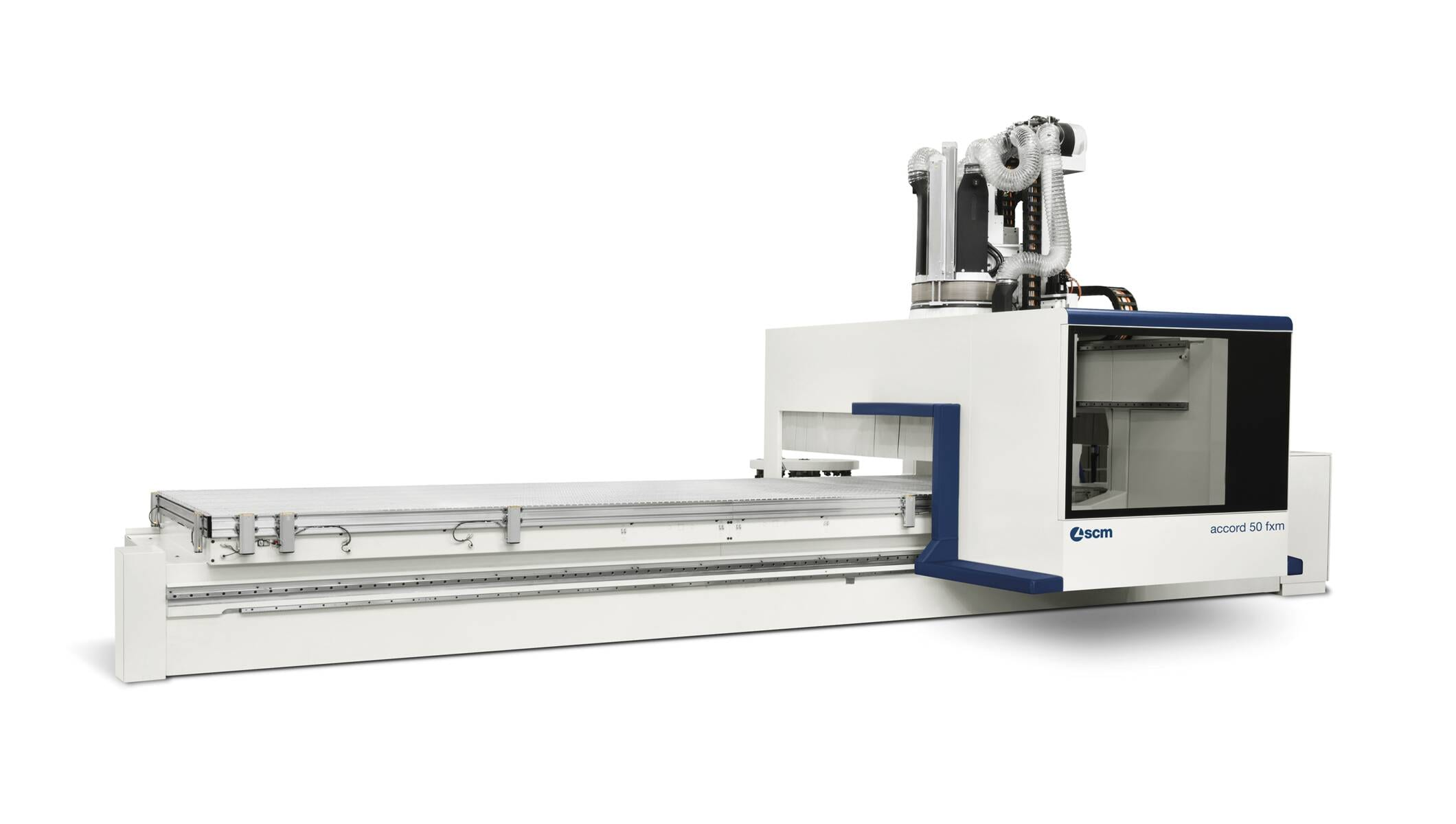 CNC bewerkingscentra's - CNC machines voor timmerindustrie - accord 50 fxm