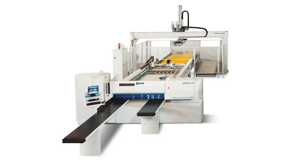 Horizontal and Traversal Beam Saws - SCM Group