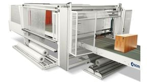 Automated Packaging System with Polythene Pack T 100 - SCM Group