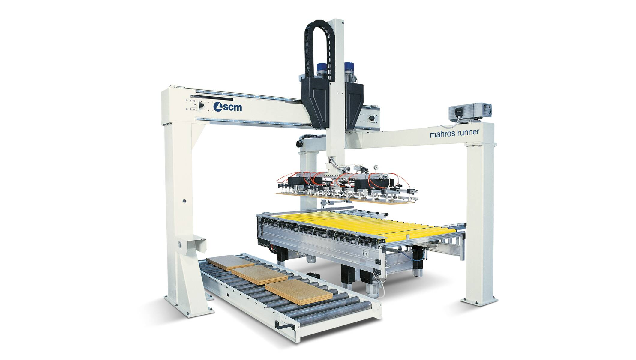 Automation systems - Machines for automation systems - mahros runner