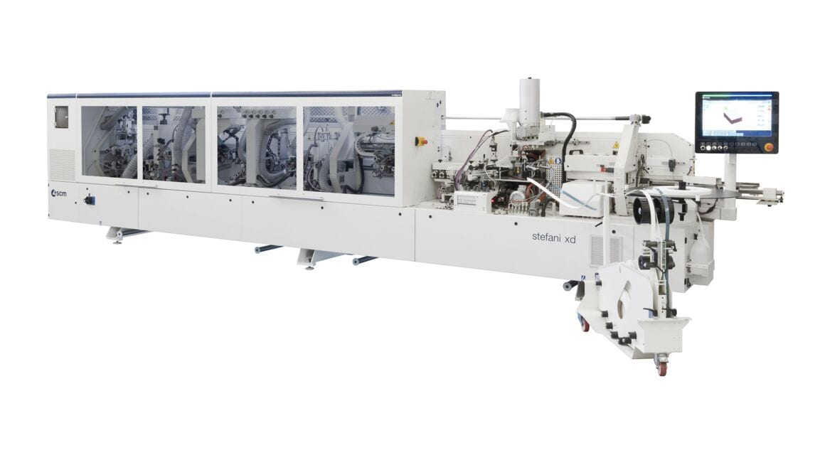 Single-Sided Automatic Edge Bander Stefani XD - SCM Group