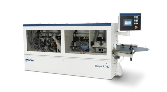 Single-Sided Automatic Edge Bander Olimpic K 360 - SCM Group