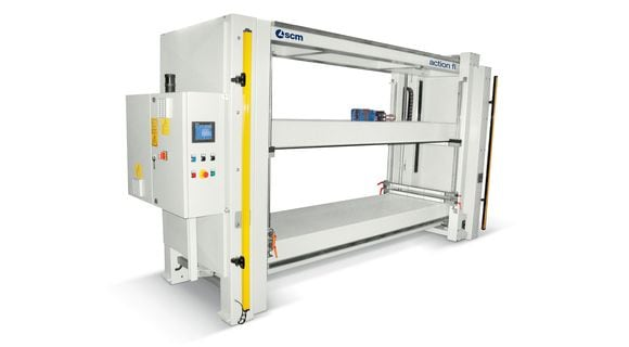 Electro Mechanical Cabinet Clamp Action FL - SCM Group