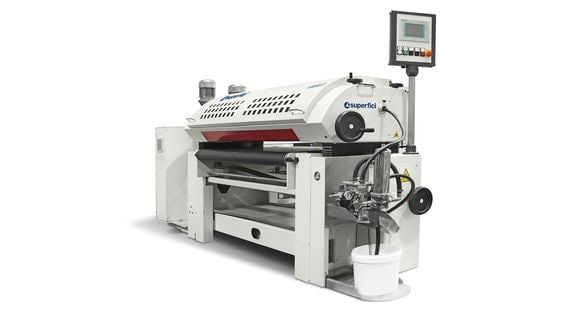 Roller Coater Supernova GLS - SCM Group