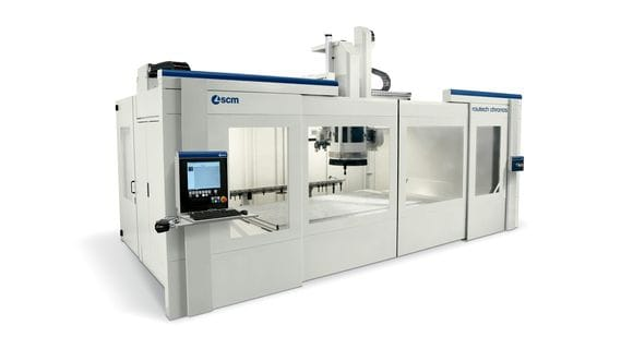 Centro de usinagem universal compacto Routech Chronos - SCM Group