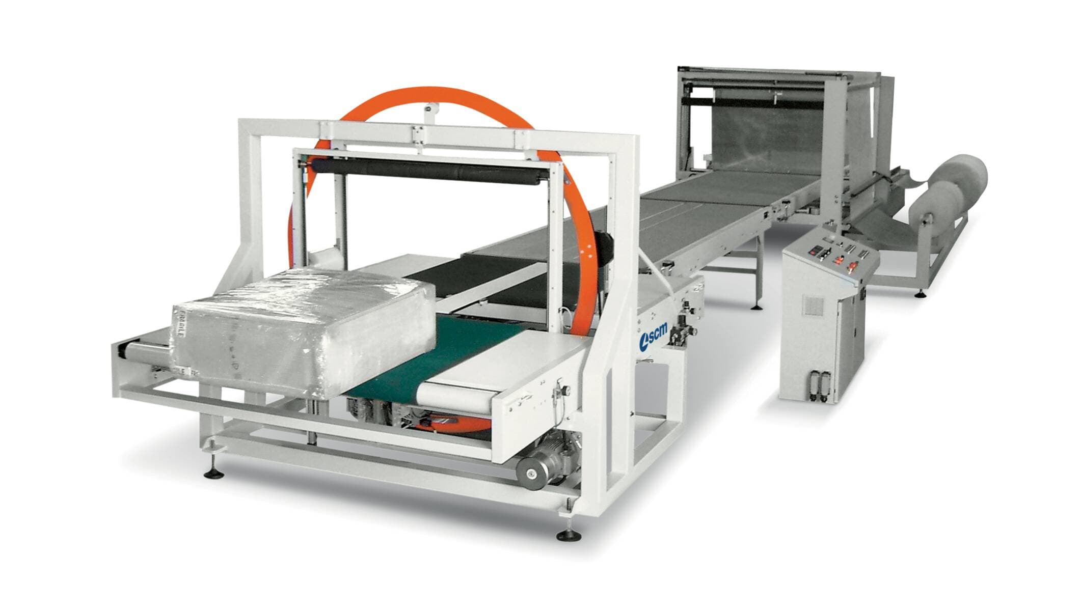 Packaging - Packaging systems - pack f
