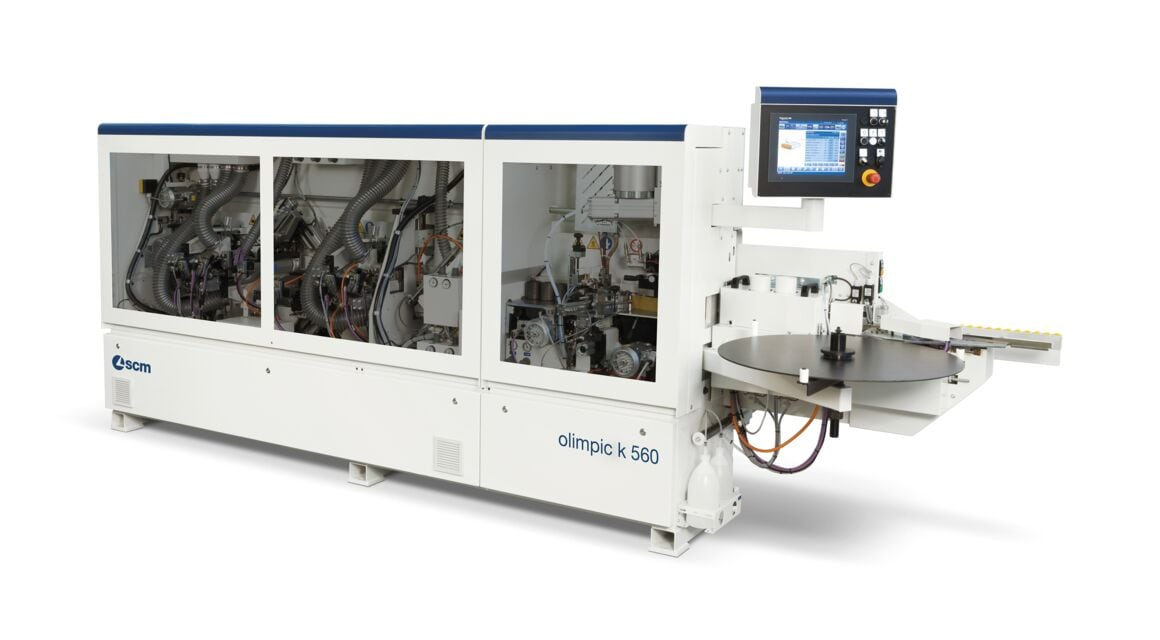 Bordatrice automatica monolaterale Olimpic k 560 - SCM Group