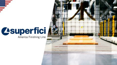 Superfici America Finishing Line