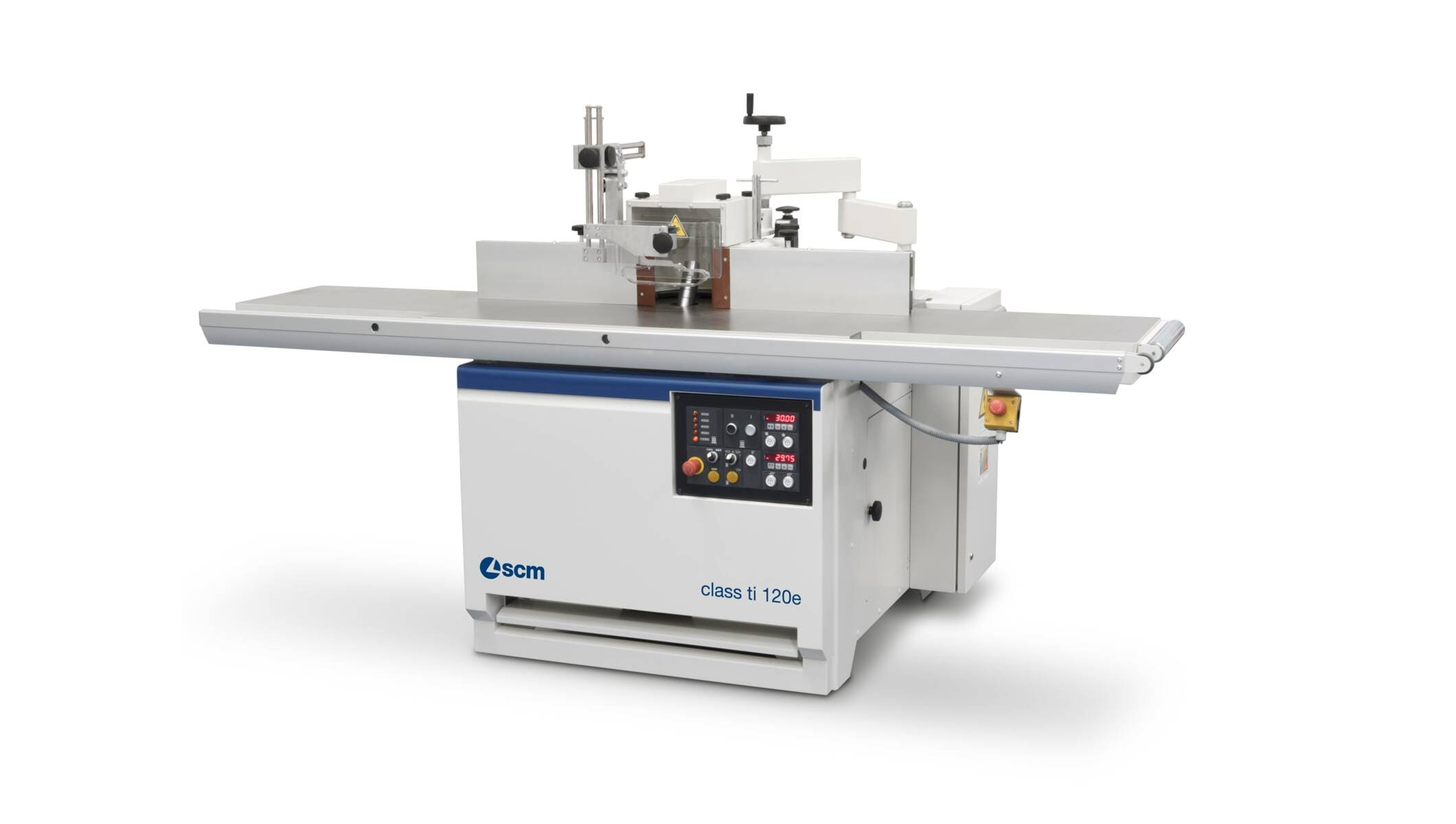 Standaard machines - Freesmachines - class ti 120e