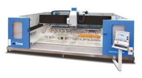 Brembana Speed - 3/4 Axes Monobloc Machining Centre - CMS Stone