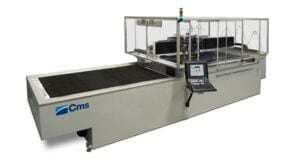 Brembana Waterspeedy - Waterjet Taglio a getto d'Acqua - SCM Group