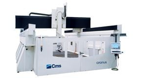 Cronus - High Speed 5 Axis Machining Centre - CMS Advanced Materials