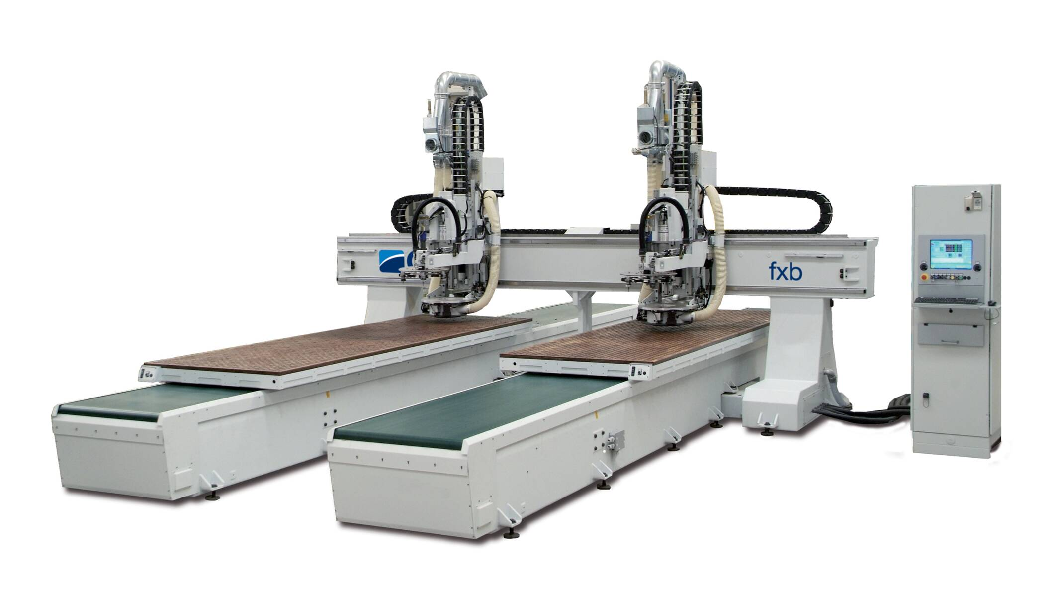 Advanced materials processing - High-speed 5-axis CNC machining centers - fxb