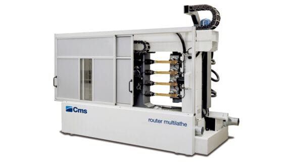 Multilathe - Machining Centre for Turning and Milling - CMS Wood