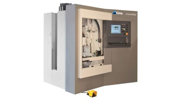 Monofast - Machining Centre for Turning and Milling - CMS Wood