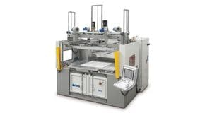 BR5 - Thermoforming Machine - CMS Plastic