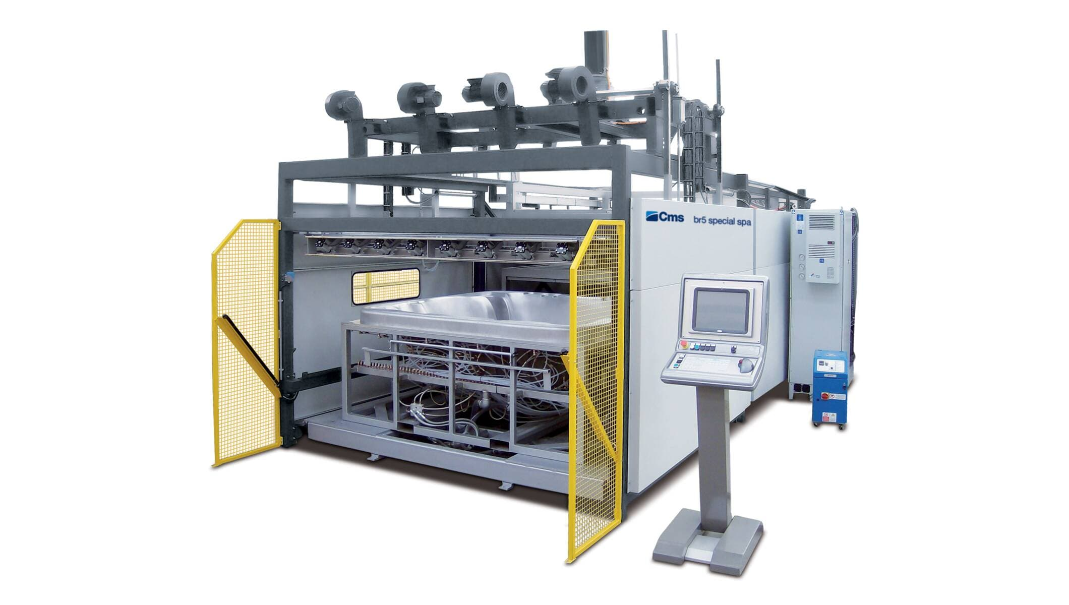 Plastic processing - Thermoforming machines - br5 special spa