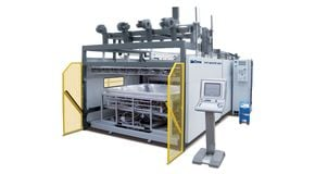 BR5 Special SPA - Thermoforming Machine - CMS Plastic