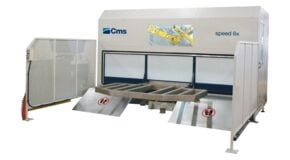 Speed 6 WJ - Waterjet Machine for Plastics Processing - CMS Plastic