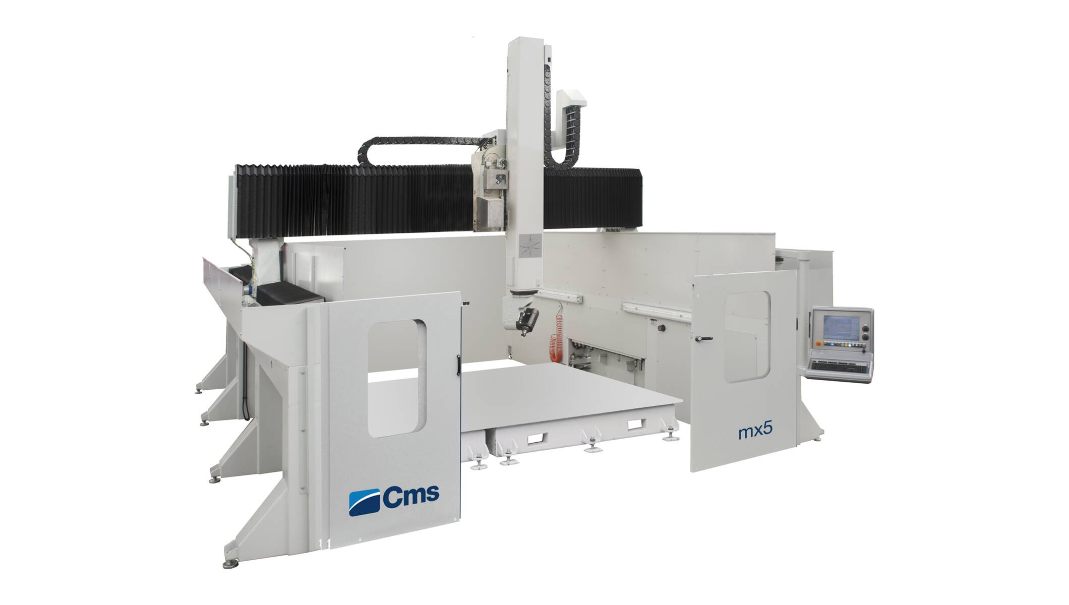 Plastic processing - 5-axis CNC machining centers - mx5