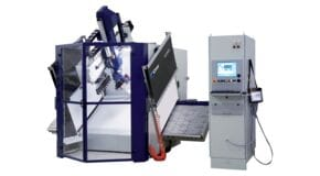 Sintex - Plastic Working 5-Axis Machining Center - CMS Plastic