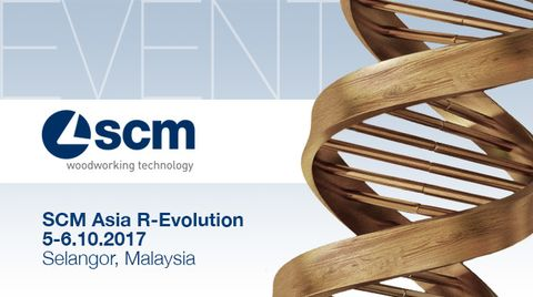 SCM Asia R-Evolution Open House