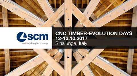 CNC TIMBER-EVOLUTION DAYS