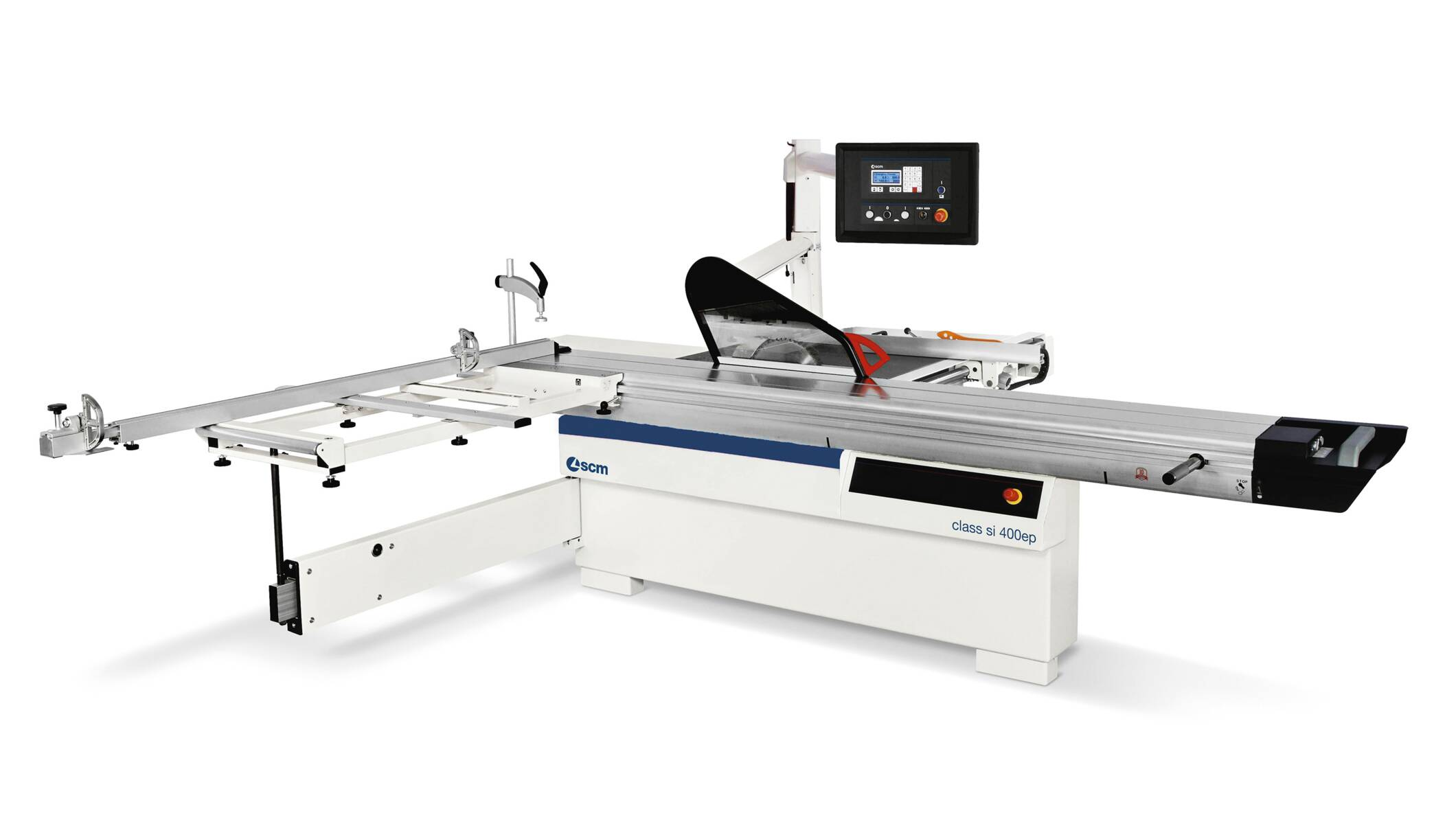 Joinery machines - Sliding table saws - class si 400ep