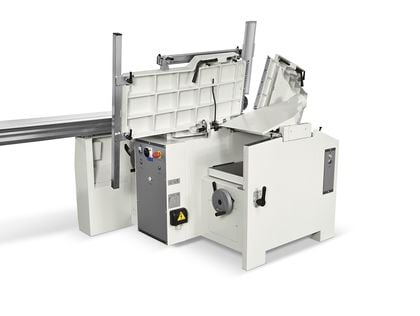 Wood Combination Machine for Craftsmen and Carpentries