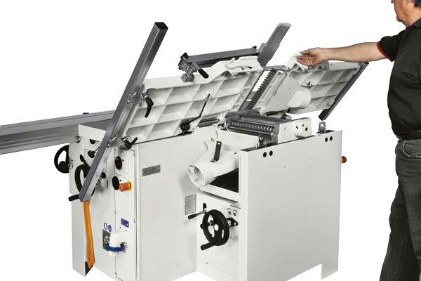 Woodworking Combination Machine Minimax CU 300C - SCM Group